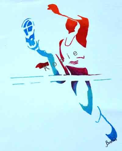 Sportkunst atletiek